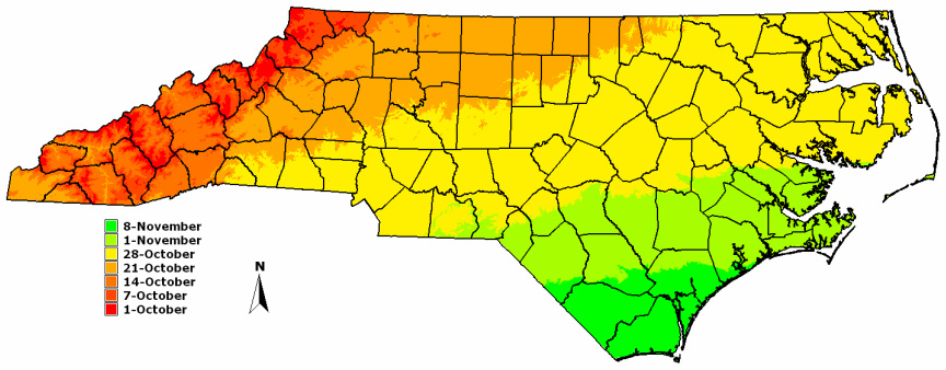 Political And Demographic Features Welcome To North Carolina - North carolina political map